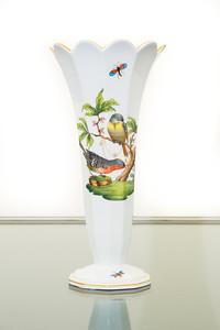 Heron Vase-7309