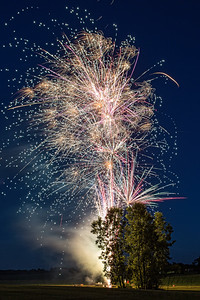 Backyard Fireworks 20170707-0009