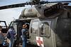 The Sikorsky UH-60Q Black Hawk MEDEVAC