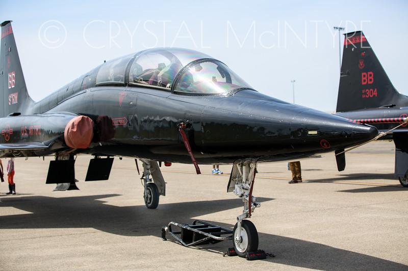Northrop T-38 Talon supersonic jet trainer