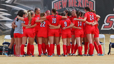 University of Arizona Spring Soccer 2016