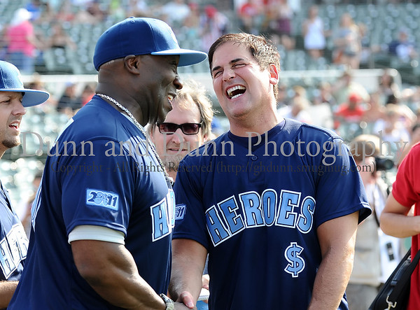 Reebok 2011 Heroes Celebrity Baseball Event