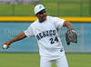Former Dallas Cowboy Everson Walls at the Reebok 2011 Heroes Celebrity Baseball Event
