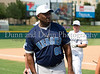 Actor Michael Clarke Duncan at the Reebok 2011 Heroes Celebrity Baseball Event