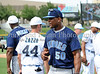 Buffalo Bill Akinola Ayodele at the Reebok 2011 Heroes Celebrity Baseball Event