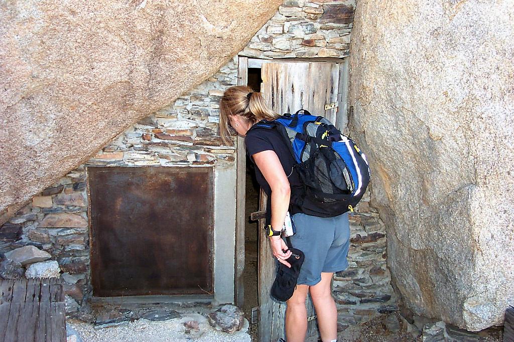 Sooz takes a peek inside.