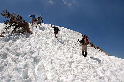 San Jacinto Peak 6/4/05