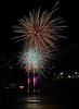 Fireworks at Dumbarton Event - 4 November 2017