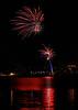 Fireworks at Battery Park, Greenock - 7 November 2015