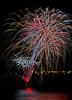 Fireworks at Dumbarton Event - 5 November 2014