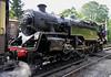 Goathland Station - Steam Loco - 80072 - 30 June 2011