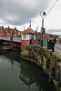 Whitby Swing Bridge - 19 June 2011