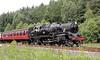 NYMR - Levisham Station - 80072 Steam Loco - 27 June 2011