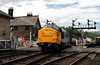 Diesel Locomotive - 37264 - Grosmont - 20 June 2011