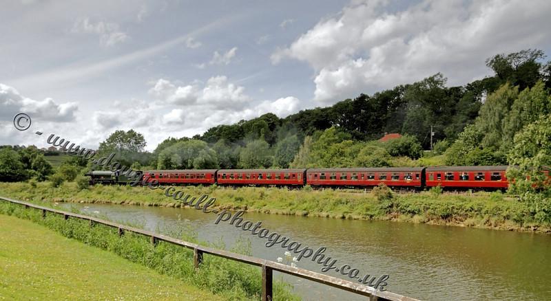 Repton - heading to Grosmont