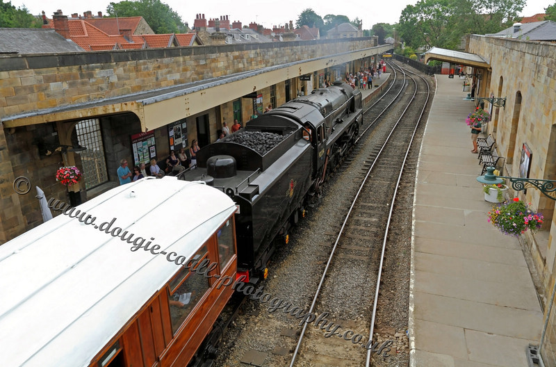 The Rose Bud - 92214 Arrives at Pickering