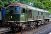 D5601 Diesel at Grosmont