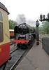 92214 at Pickering Station