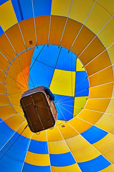 Strathaven Balloon Event over Lanarkshire - 28 August 2016