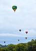 Strathaven Balloon Event over Lanarkshire - 27 August 2017