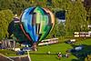 Strathaven Balloon Event over Lanarkshire - 30 August 2015