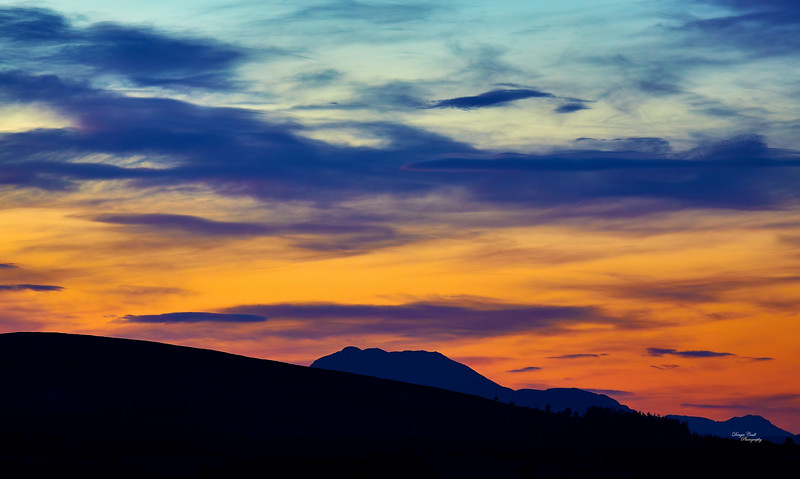 Ben Lomond from Langbank - 30 May 2020