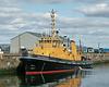 'Dexterous' at James Watt Dock - 10 May 2005