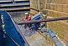Blasting - Garvel Dry Dock - 6 June 2013