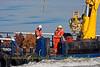Workmen Aboard the 'Torch'