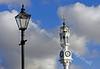 Lamps at Greenock