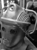 Dr Who Exhibition - Cyberman