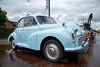Morris Minor Classic Car - Summerlee Museum - 30 June 2012