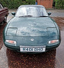 Classic Car - Summerlee Museum - 30 June 2012