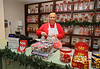 Anne Maria Preparing my Sweets at Summerlee Museum, Coatbridge - 30 November 2016
