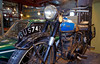 BSA Motorcycle Exhibit - Summerlee Museum - 30 June 2012