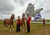 Zippo's Circus with the Kelpies - 28 June 2014