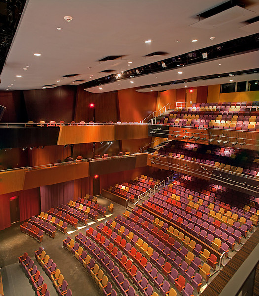 South Miami Dade Cultural Arts Center by Arquitectonica