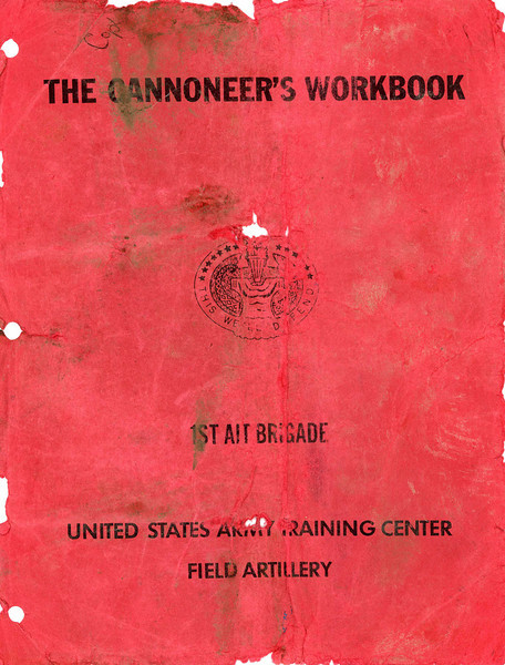 Cannoneers Workbook:  Lots of Questions, but don't worry, answers are in the back.