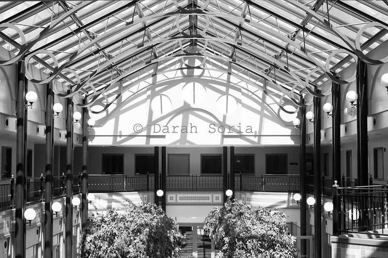 Opera Galleria in old town Fort Collins, CO