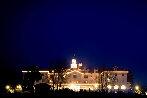 Fort Collins, CO Photographer at the haunted Stanley Hotel in Estes Park, CO
