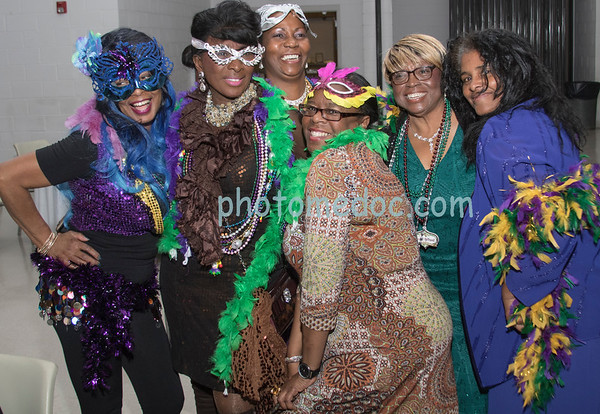 African American Caucus East Mardi Gras Celebration  February 10, 2017