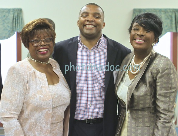 Eastern N.C.African American  caucus  leadership confrence