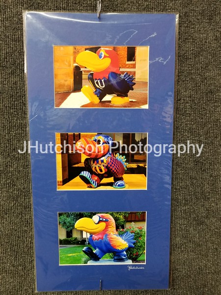 KU0000J - KU Jayhawks On Parade Collection