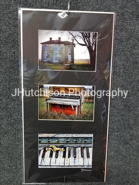 PI0000 - Discarded Piano Collection