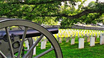 Gettysburg Battlefield Cemetery, PA