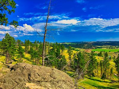 High Plains of South Dakota