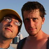 Wes and Dan - RC Hammer<br /> Wildwood, NJ<br /> July 2010