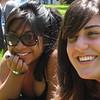 Alyssa and Trina - Ramapo College<br /> Mahwah, NJ<br /> May 2010