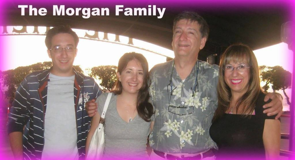 Morgan Family2