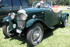 03/12/06 - British car show in Canberra. A lovely olf Riley. (front view)